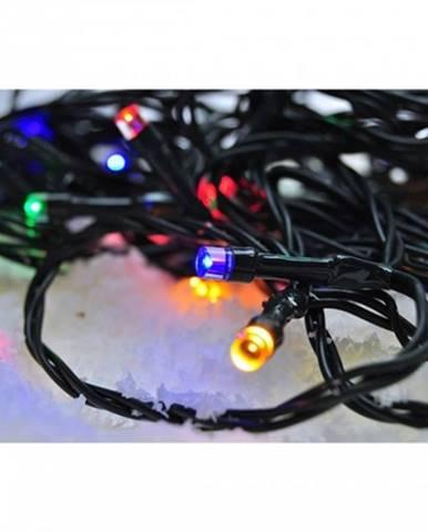 Vonkajšia vianočná reťaz Solight 1V110M,LED,5m,prívod 3m,8fcí