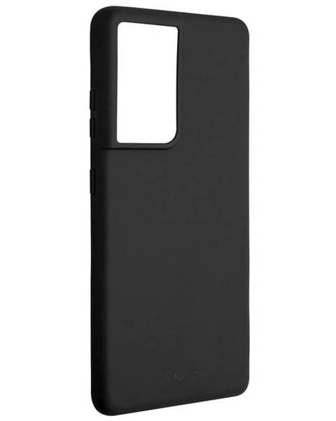 FIXED Kryt na mobil Fixed Story na Samsung Galaxy S21 Ultra 5G čierny