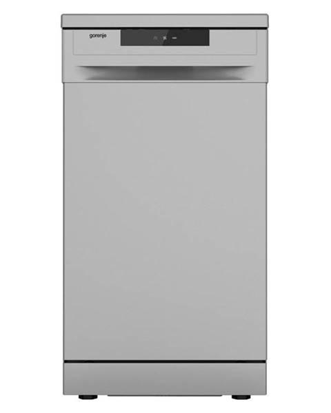 Gorenje Umývačka riadu Gorenje Essential GS52040S strieborn