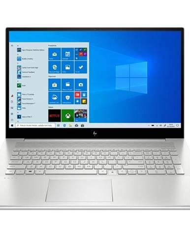 Notebook HP Envy 17-cg1004nc strieborný