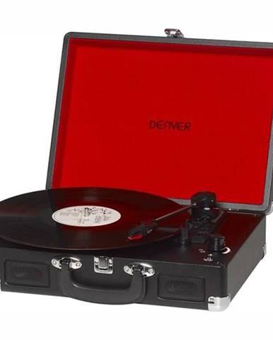 Gramofón Denver VPL-120 čierny