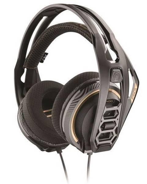 Plantronics Headset  Plantronics RIG 400 Dolby Atmos čierny