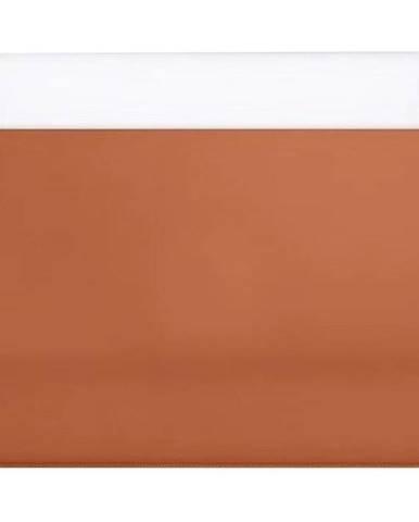 "Púzdro Coteetci pro Apple MacBook 15"" hnedé"