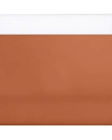 "Púzdro Coteetci pro Apple MacBook 16"" hnedé"