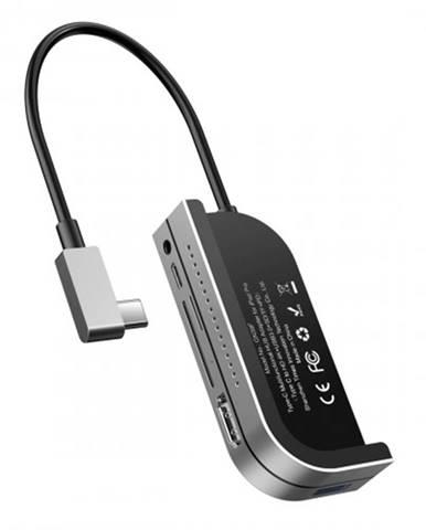 USB-C hub 6v1 pre iPad Pro Baseus CAHUB-WJ0G