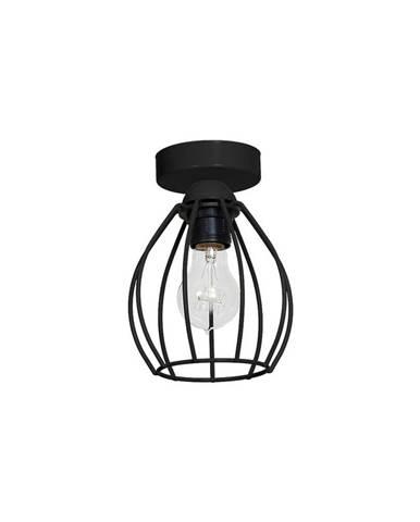 Čierne stropné svietidlo Homemania Don Uno