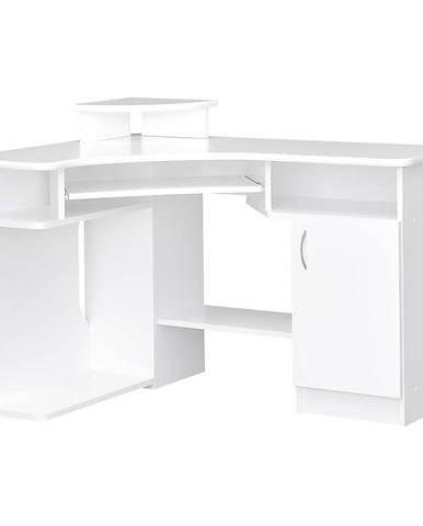 Písací stôl  Marek biela