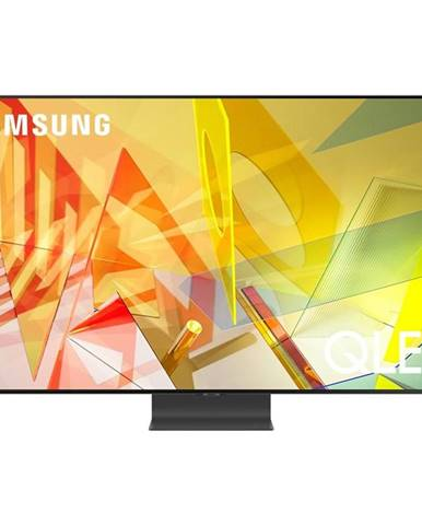 Televízor Samsung Qe55q95ta strieborn