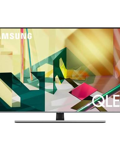 Televízor Samsung Qe75q77ta strieborn