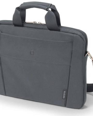 """Brašna na notebook Dicota Slim Case Base 15""""-15,6"""" sivá"""