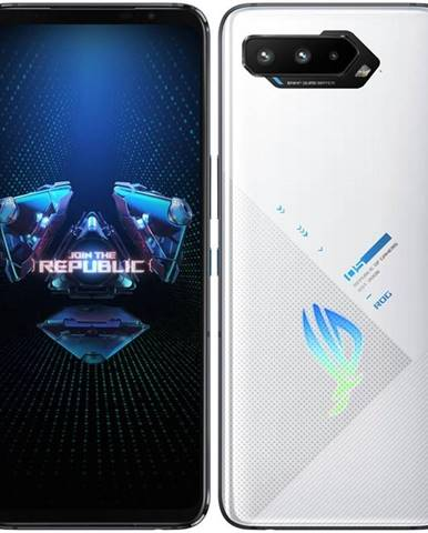 Mobilný telefón Asus ROG Phone 5 12/256 GB 5G biely
