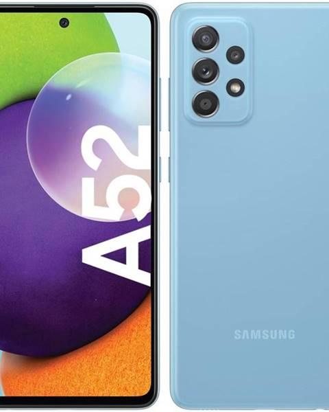 Samsung Mobilný telefón Samsung Galaxy A52 256 GB modrý