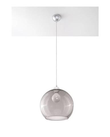Šedé stropné svietidlo Nice Lamps Bilbao