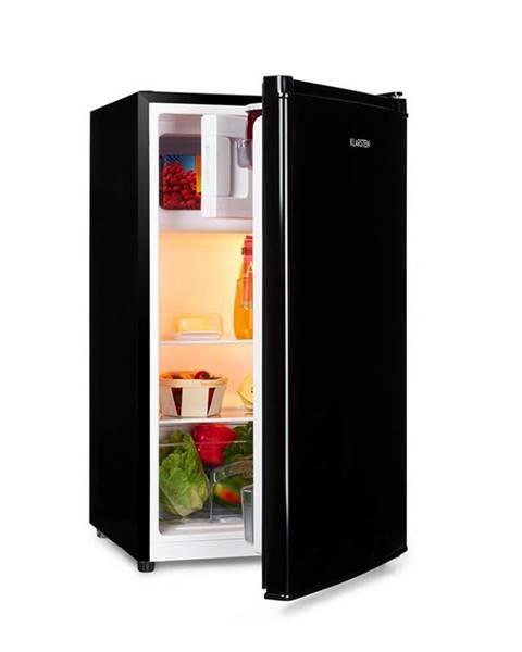 Klarstein Klarstein Cool Cousin, chladnička s mrazničkou, 69/11 litrov, 41 dB, A++, čierna