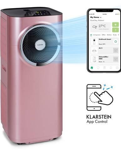 Klarstein Kraftwerk Smart 10K, klimatizácia, 3 v 1, 10000 BTU, ovládanie cez aplikáciu, diaľkový ovládač