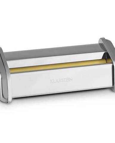 Klarstein Siena Pasta Maker, 12 mm, násada na prípravu slížov, príslušenstvo, nehrdzavejúca oceľ