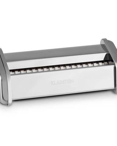 Klarstein Siena Pasta Maker, 4 mm, násada na prípravu rezancov, príslušenstvo, nehrdzavejúca oceľ