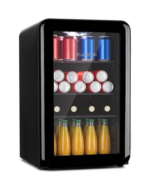 Klarstein Klarstein PopLife 65L, chladnička na nápoje, chladnička, 70 litrov, 0 – 10 °C, retro dizajn