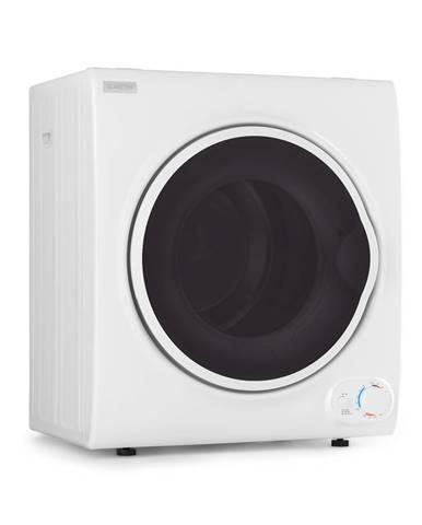 Klarstein Jet Set 4000, sušička bielizne, sušička s odsávaním vlhkého vzduchu, 1400W, TEE C, 4kg, 60cm, biela