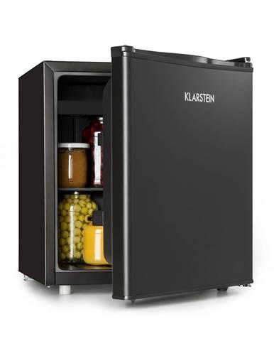 Klarstein Obsidian, chladnička, A+, 48 litrov, mraznička