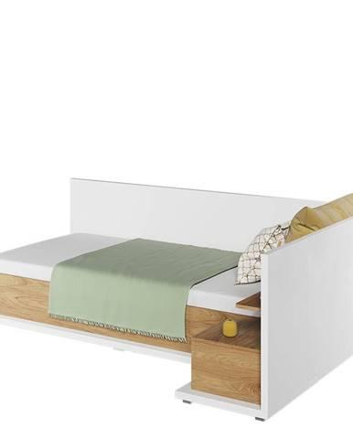 Dig-net nábytok Jednolôžková posteľ MASSI MS-09P