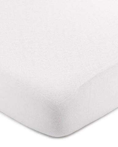 4Home jersey prestieradlo biela, 180 x 200 cm