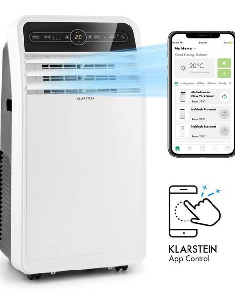 Klarstein Klarstein Metrobreeze New York Smart 12k, mobilná klimatizácia, 12000 BTU/3,5 kW, energetická trieda A, diaľkový ovládač