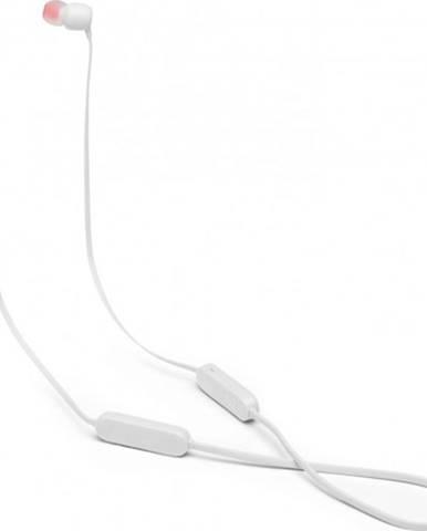 Bezdrôtové slúchadlá JBL Tune 125BT White