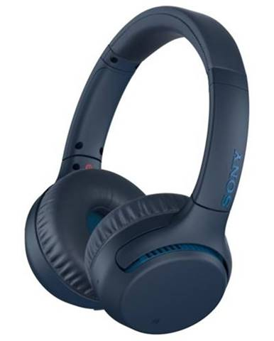 Slúchadlá cez hlavu Sony WH-XB700, modrá ROZBALENÉ