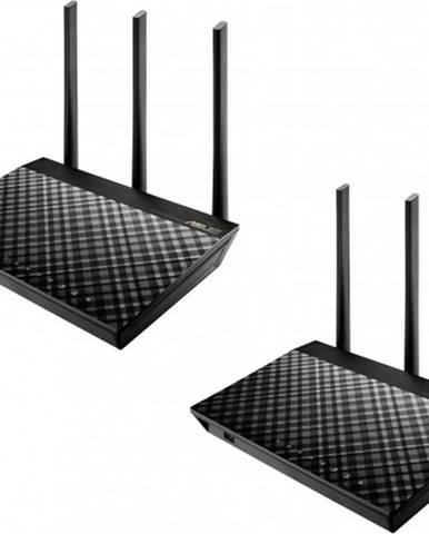 WiFi router ASUS RT-AC67U, AC1900, 2-pack