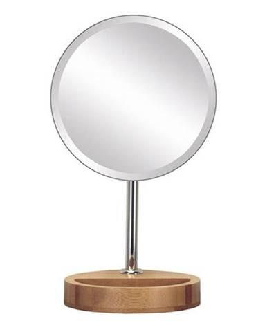 Kleine Wolke Kozmetické zrkadlo Timber pr. 17 cm