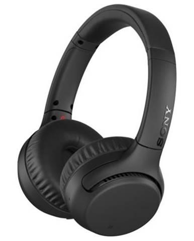 Bezdrôtové slúchadlá Sony WH-XB700, čierne