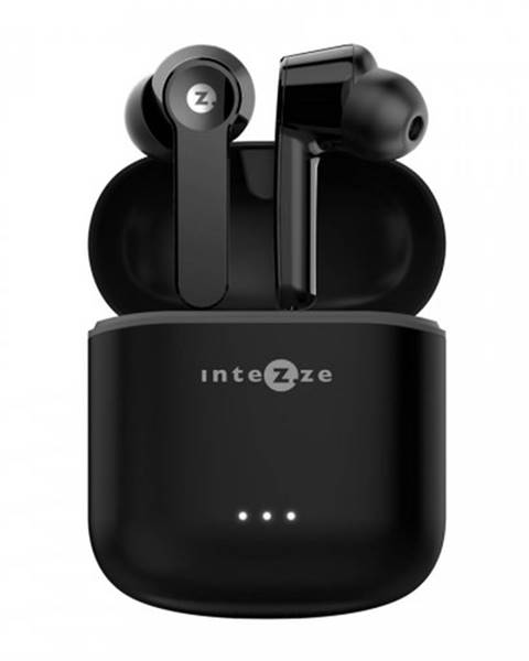 Intezze True Wireless slúchadlá Intezze EGO BassFix, čierne