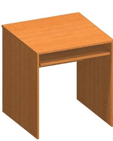 Písací stôl s výsuvom čerešňa TEMPO ASISTENT NEW 023