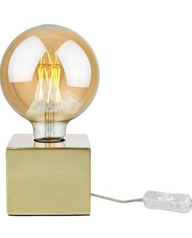 STILO Stolná lampa kvadratická 10 cm