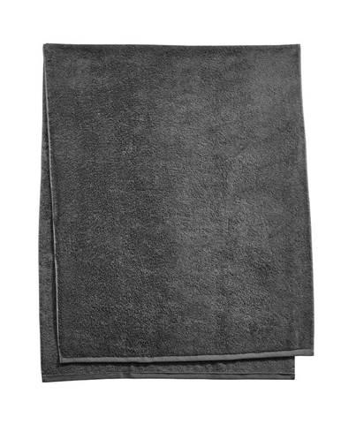 FABULOUS Osuška do sauny 80 x 200 cm - tm. šedá