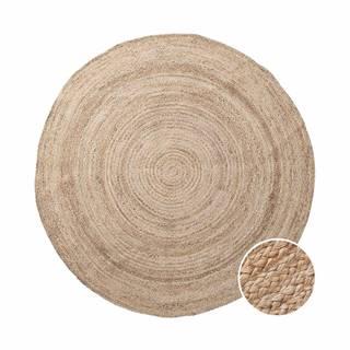 ALL NATURE Konopný koberec 150 cm - prírodná
