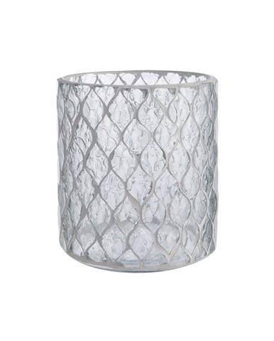 SHIMMER&SHINE Svietnik na čajovú sviečku 12,5 cm - číra