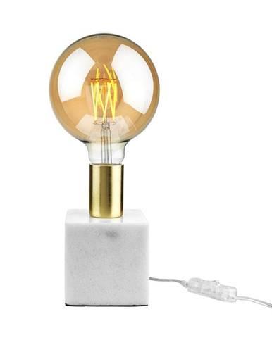 STILO Stolná lampa mramor 9 cm