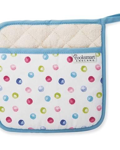 Bavlnená chňapka Cooksmart ® Spotty Dotty