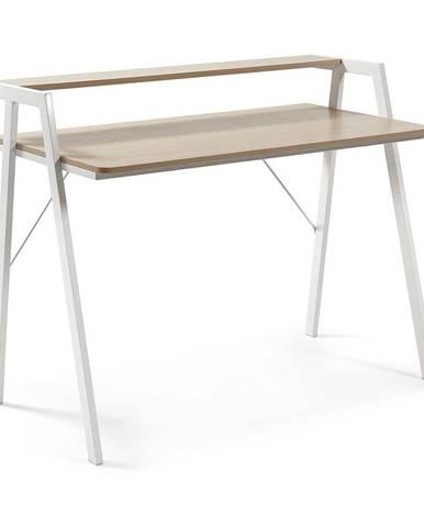 Pracovný stôl La Forma Aarhus, 114,5 × 60 cm