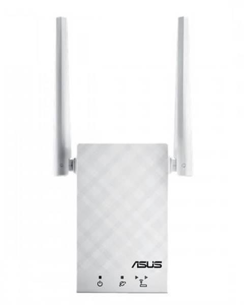 Asus WiFi extender Asus RP-AC55, AC1200,POUŽITÉ, NEOPOTREBOVANÝ TOVAR