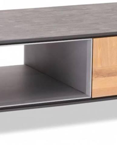 Konferenčný stolík Hakon - 120x45x75 cm