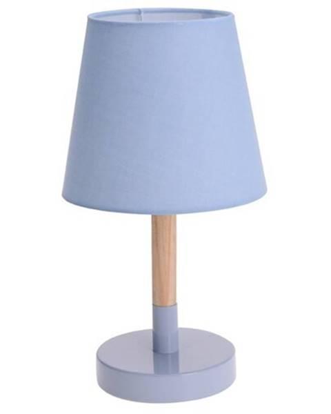 Orion Koopman Stolná lampa Pastel tones modrá, 30,5 cm