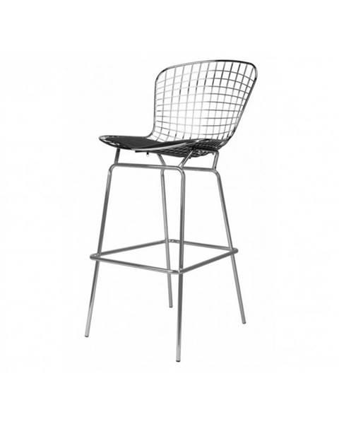 ArtD ArtD Barová stolička Harry inšpirovaná Diamond čierna