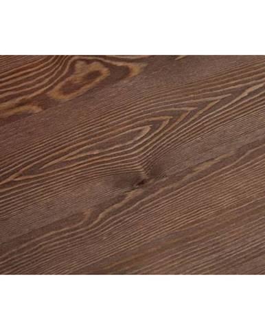 ArtD Barová stolička Paris 75cm Drevená-Sosna orech biela