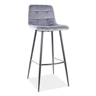 Signal Barová stolička Mila H-1 Velvet