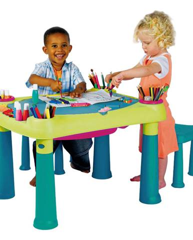 ArtRoja CREATIVE PLAY TABLE + stoličky