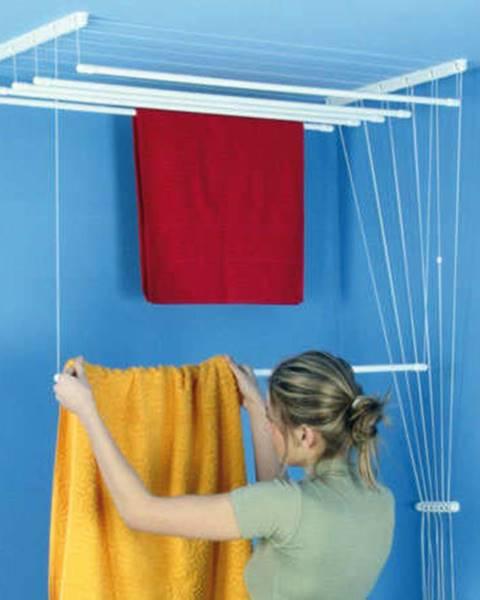 4Home ALDO Stropný sušiak na bielizeň Ideal 6 tyčí, 220 cm
