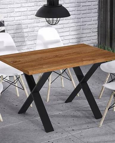 Jedálenský stôl X 210 Dub Striling